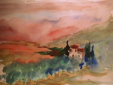 tuscan scene1