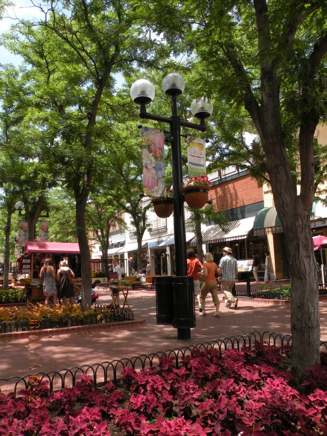 boulder ped mall impot time lasts