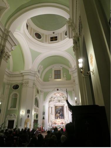 green church