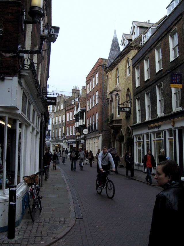 letchworth great street